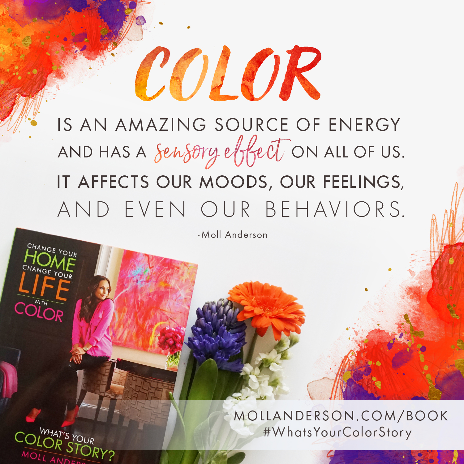 Change Your Home, Change your Life with Color – Book Review