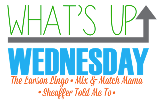 What's Up Wednesday – July 2017